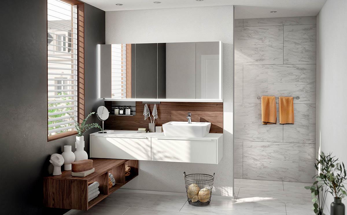 ECOCUSINE et son grand choix de salles de bain